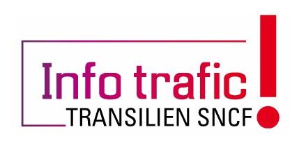 info trafic transillien