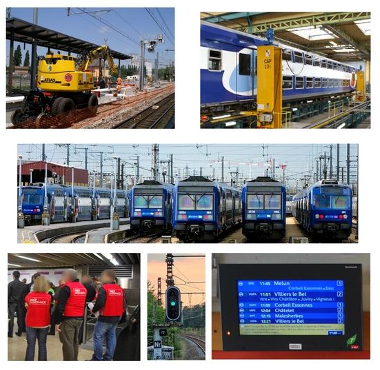 Horaire Train Paris Orry La Ville
