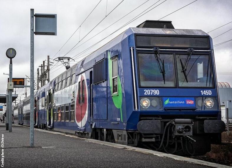 Trains Paris Nord Orry La Ville