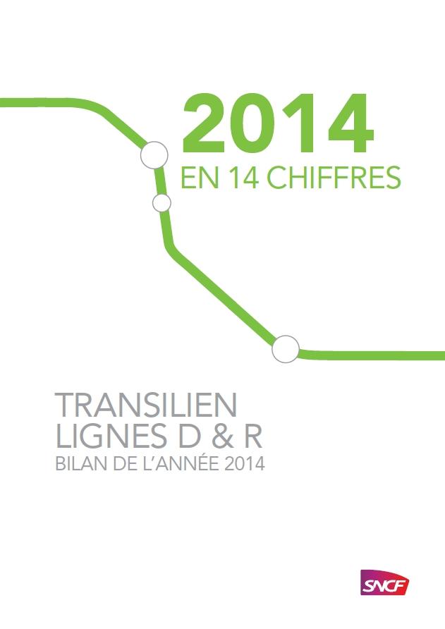 bilan 2014 RER D