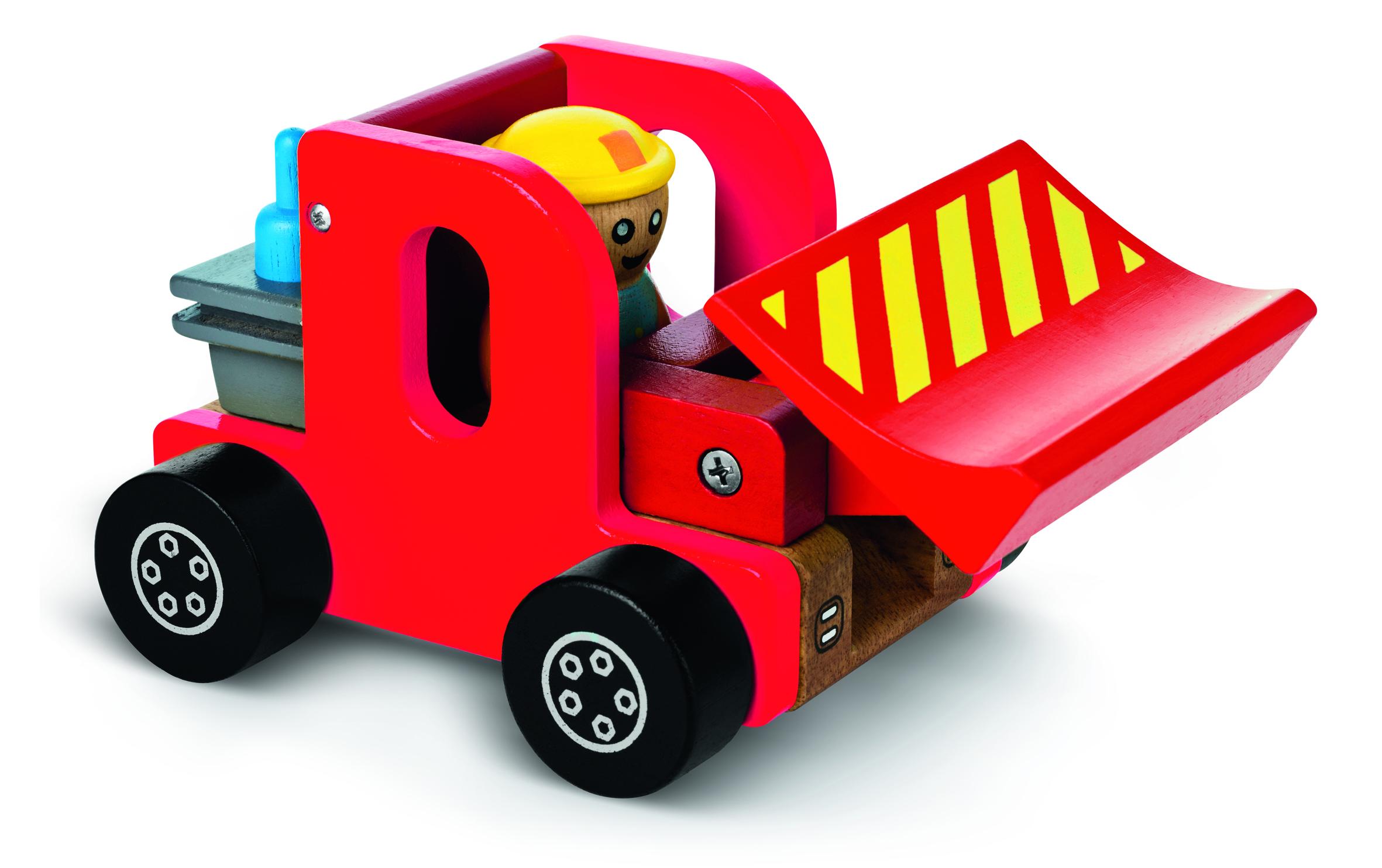 Camion travaux