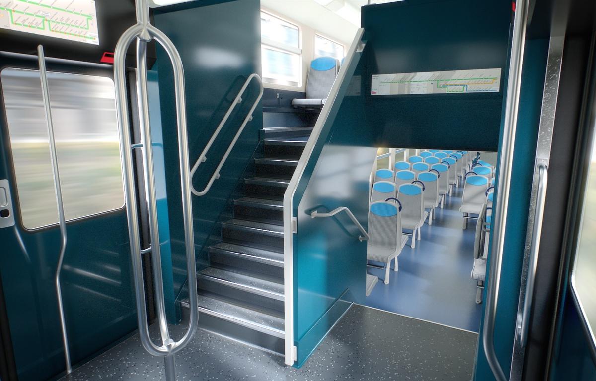 la r novation des trains du rer d en attendant l 39 arriv e du rer ng. Black Bedroom Furniture Sets. Home Design Ideas
