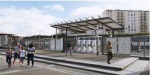 Nouvel accès Garges Sarcelles